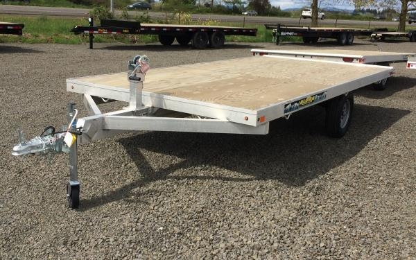 Aluma 8414RT 14' Raft Trailer