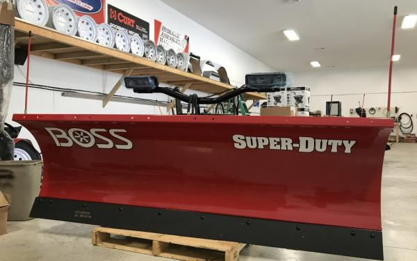 Boss Super-Duty Trip edge 8ft
