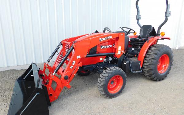 Branson 3015H with BL150 Front End Loader