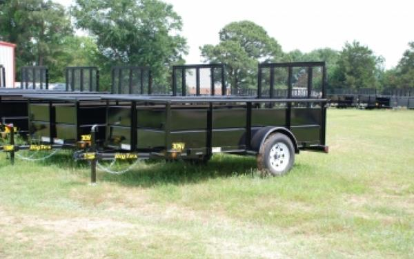 30SV 5' x10' Big Tex Vanguard Trailer