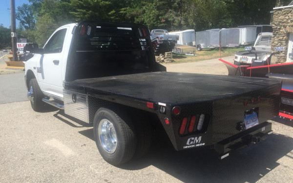 CM Truck beds RD Cab chassis Dually Ford Dodge and Chevy 60CA