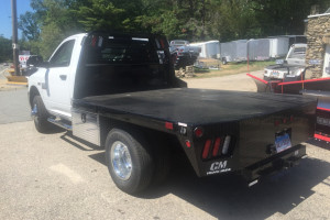 CM Truck beds RD Cab chassis Dually Ford Dodge and Chevy 60CA | BH Trailers and Plows in ...