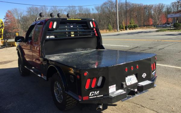 Cm Truck Beds Steel Sk Short Bed Ford Dodge And Chevy Bh