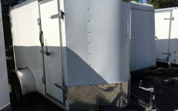 5' x 8' Forest River Sunshine Single Axle Cargo Trailer