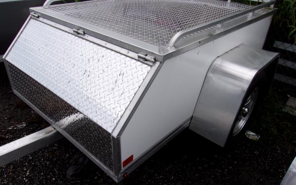 AE46 All-Purpose Enclosed Trailer