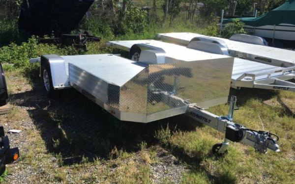 "82"" X 14' Aluminum Heavy Tilt Utility Trailer"