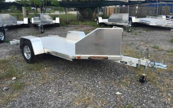 "51"" X 10' MC10 Motorcycle Trailer"