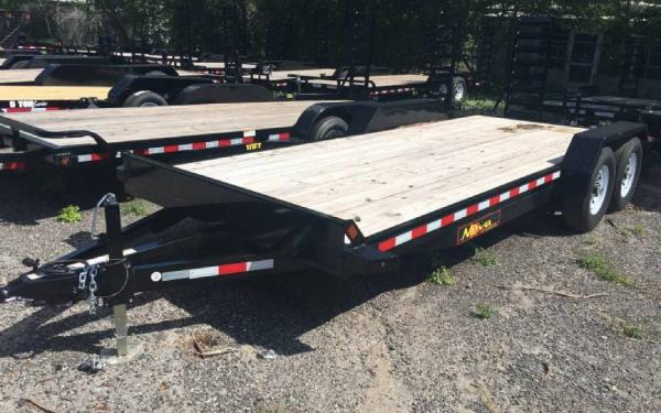 "82"" x 20' Midsota Nova Tandem Axle Equipment Trailer"