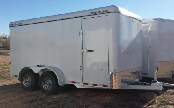 CM CARGO MATE 14' ENCLOSED TRAILER