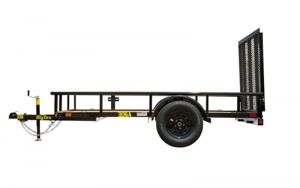Big Tex 30SA 5'x10' Utility Trailer