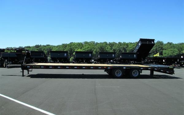 Big Tex 22GN ,102x 20+5 MegaRamps,Black