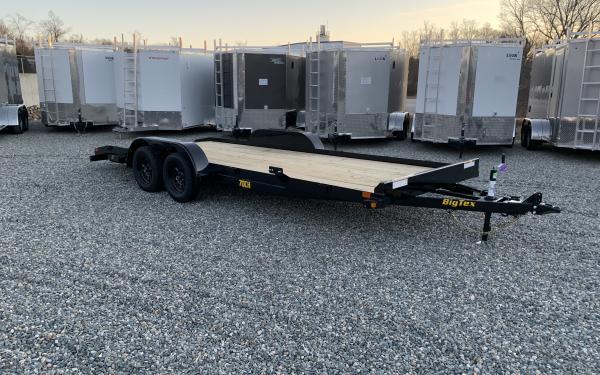 2020 Big Tex 70CH 20ft car hauler 18+2