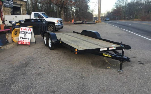 2018 Big Tex 60CH 14ft car hauler