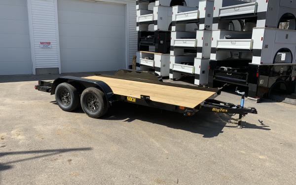 2019 Big Tex 60CH 14ft car hauler