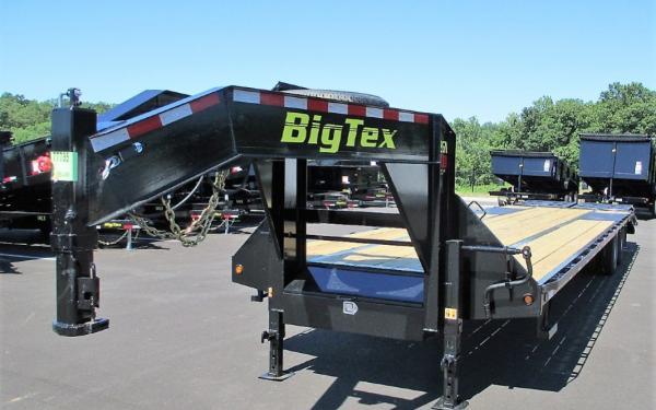 Big Tex 22GN 22,500#,TD,GN,102x 20+5 MegaRamps