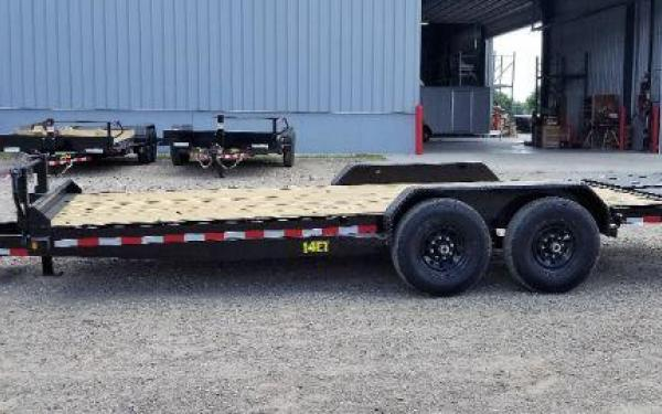 Big Tex 14ET- 20 Tandem Axle Equipment Trailer