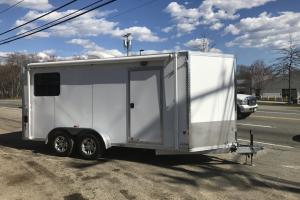 2015 Stealth 7x16 All Aluminum Toy Haul Bh Trailers And
