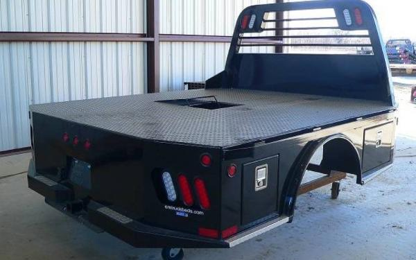 "9'4"" SK Model CM Truck Bed"