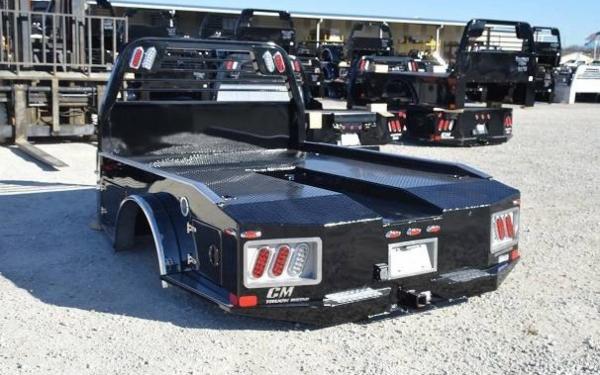 """ER Model 84"""" CM Truck Bed"""