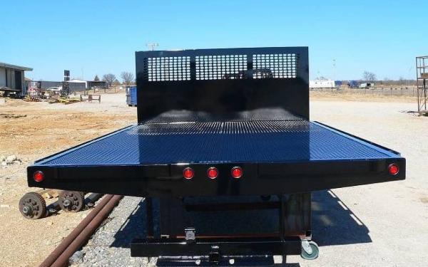 12' PL Model CM Truck Bed