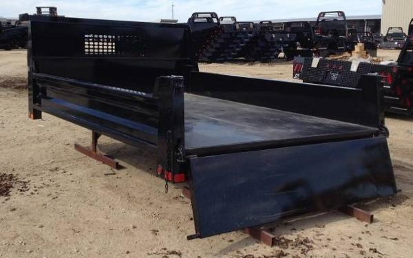 DB Model 10' CM Truck Bed