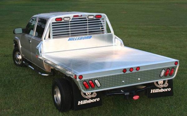 Hillsboro 2000 Series Aluminum Truck Bed Samson Truck Beds In Gaffney Sc