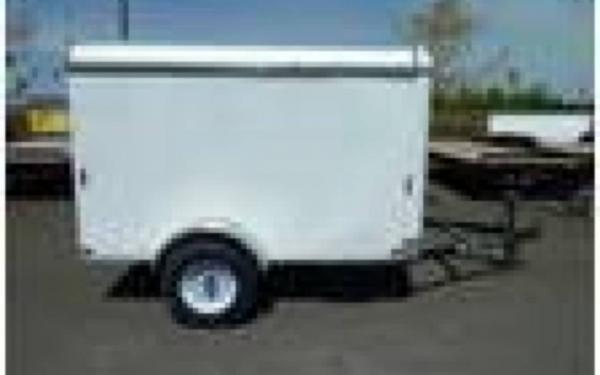 5x8 Carry On Cargo Trailer 3k