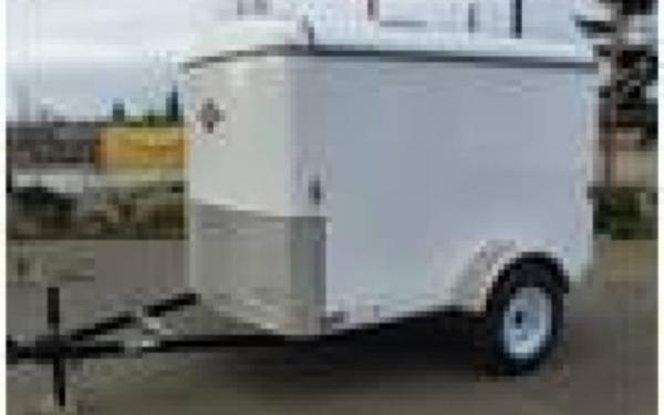 6x12 Carry On Cargo Trailer 7k