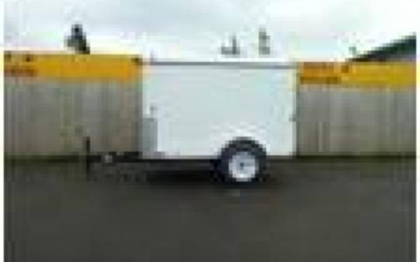 6x14 Carry On Cargo Trailer 3k
