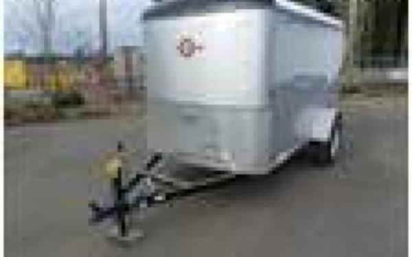 7x12 Carry On Cargo Trailer 7k