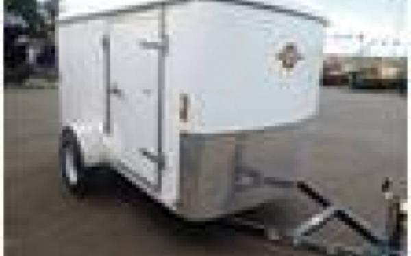 7x14 Carry On Cargo Trailer 7k