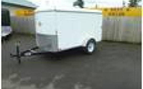 8x16 Carry On Cargo Trailer 7k