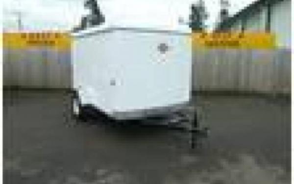 8.5x16 Carry On Cargo Trailer 7k