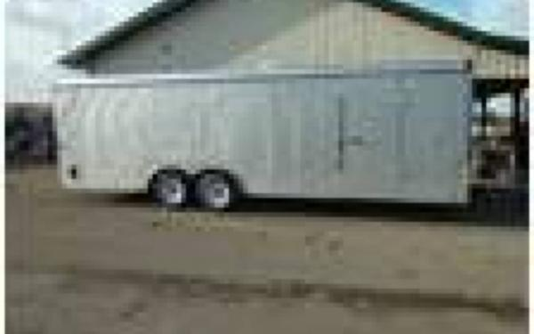 8.5x24 Carry On Cargo Trailer