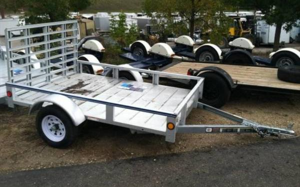 Carry-On 5x7 L Typre Box Trailer