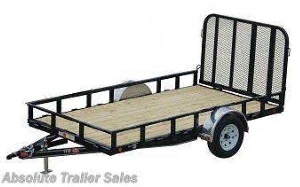 PJ ATV Utility Trailer