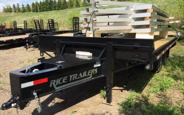 Rice Trailers Flatbed