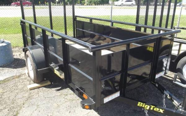 New 2015 Big Tex Trailers Landscape Trailers 30SV 35SV