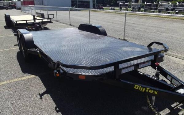 New 2015 Big Tex Trailers Auto and Motorcycle Trailers 70DM