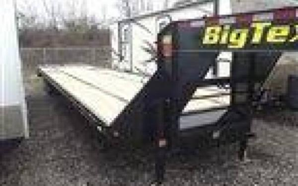 New 2016 Big Tex Trailers Big Tex 22GN35BK5MR