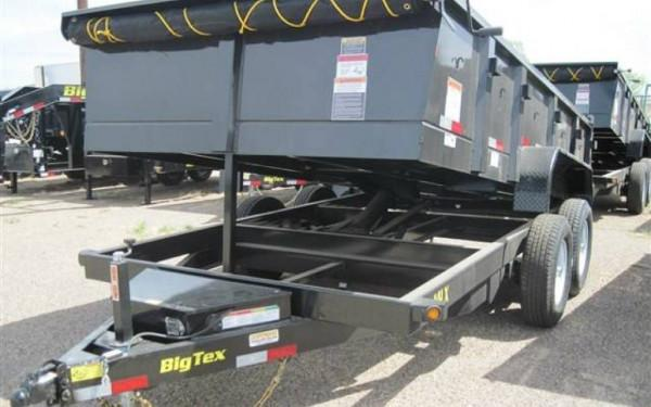 14LX TA DUMP,(83 x 14) 7 Ramps, Combo Gate,LED,P-DN