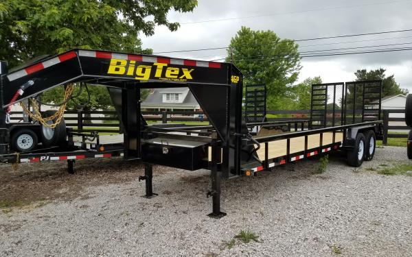 Big Tex 14GP-24 HD GN Lowboy
