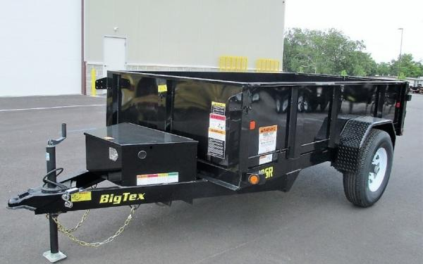 2019 Big Tex 50SR Dump Trailer-5'x8'