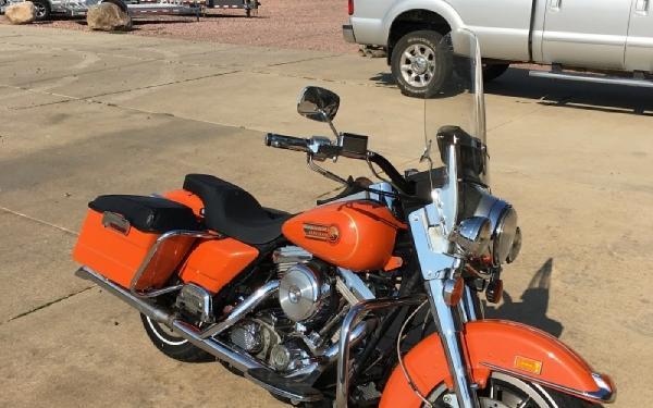 1993 Harley Davidson Electra-Glide FLHS