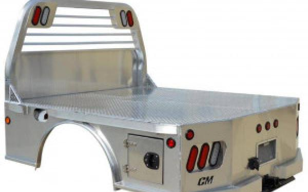 "CM Truck ALSK Model 8'6"" x 97"" Truck Bed"