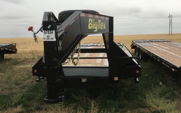 Big Tex 22GN-102 x 30 +5 Lo Pro,DT,2-MegaRamps,Black