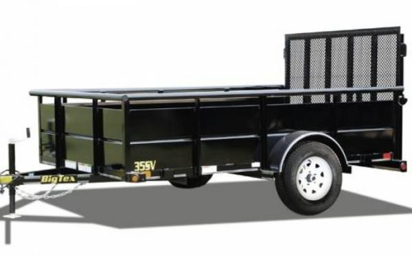 10' Big Tex Single Axle Vanguard 35SV-10