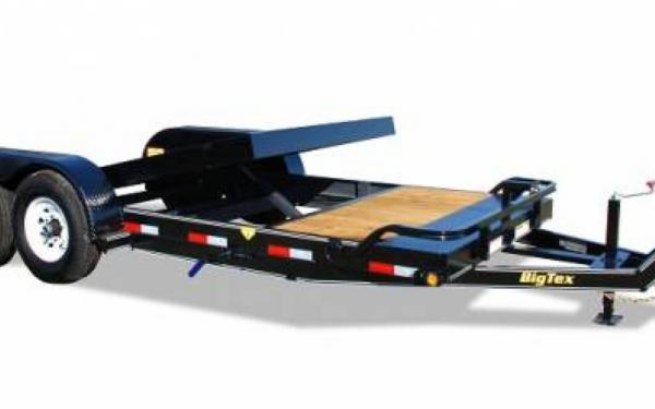 Big Tex 20' Pro Series Tilt Bed 10TL-20
