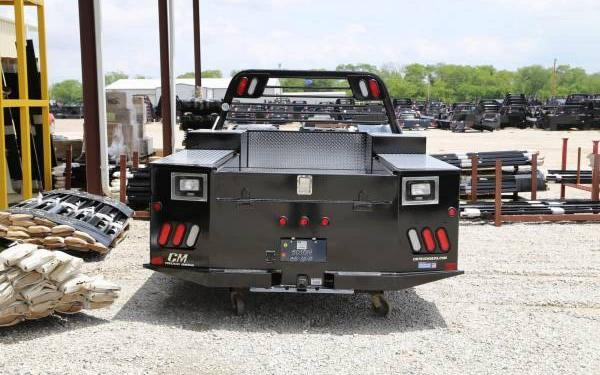 TM Model CM Truck Bed