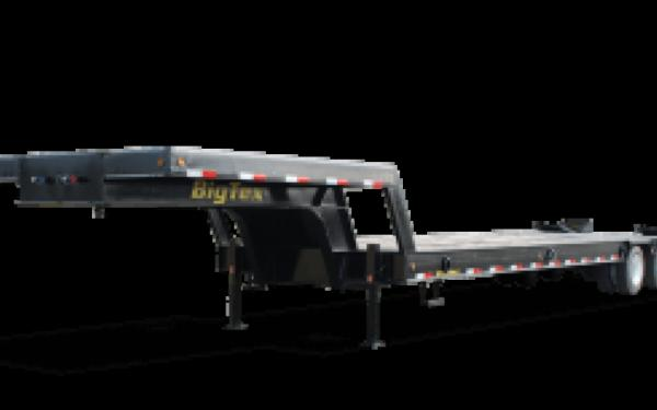 Big Tex Pintle Heavy Equipment Transport 5XPH-24+5*